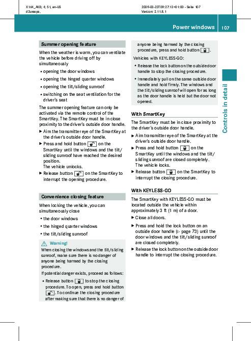 Mercedes benz 2010 gl550 manuals autos post for 2011 mercedes benz gl450 owners manual