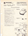 1965 Porsche 911 912 Becker Audio Owners Manual page 1
