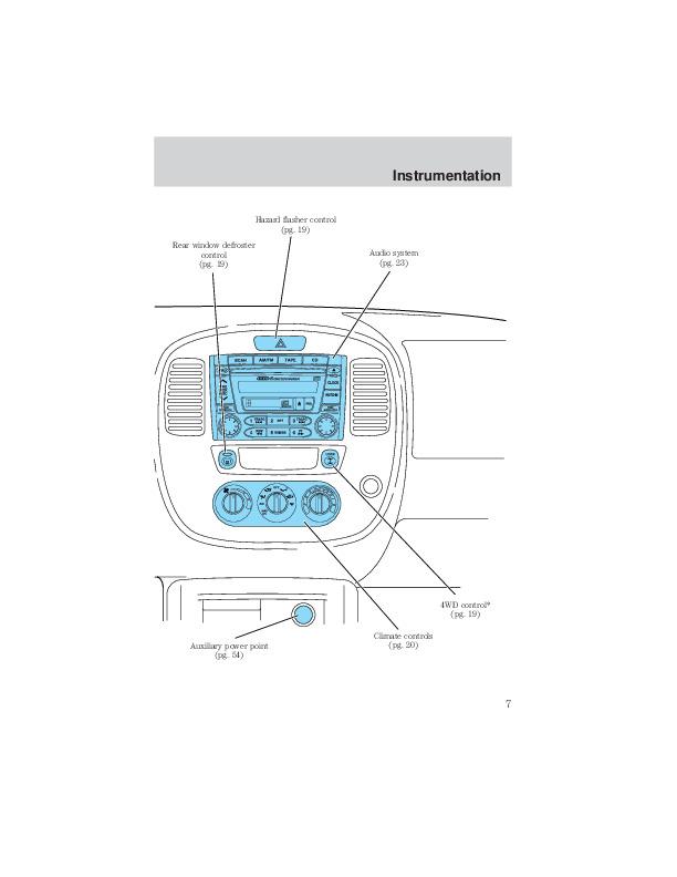 2006 mazda tribute service manual pdf