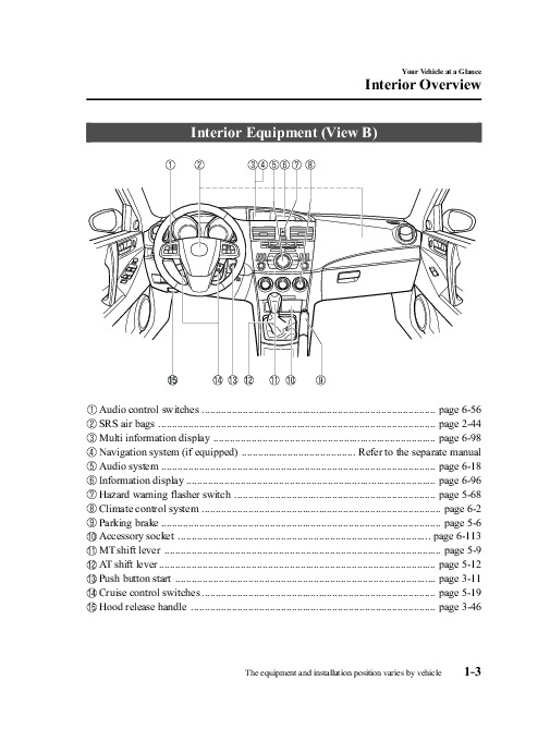 2010 mazda mazda5 brake fuse manual 2010 mazda mazda5. Black Bedroom Furniture Sets. Home Design Ideas