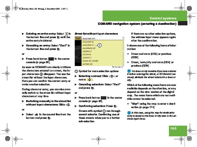 Navigation destination how to videos mercedes benz usa for Mercedes benz navigation system manual