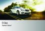2009 Mercedes-Benz E-Class Operators Manual E320 BlueTEC E300 E350 4MATIC E550 E63 AMG page 1