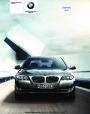 2011 BMW 5-Series 528i 535i 550i F10 Sedan Owners Manual page 1