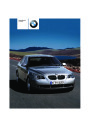 2004 BMW 5-Series 525i 530i 545i E60 E61 Owners Manual page 1