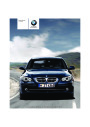 2008 BMW 5-Series 525i 525xi 530i 530xi 550i E61 Wagon Owners Manual page 1