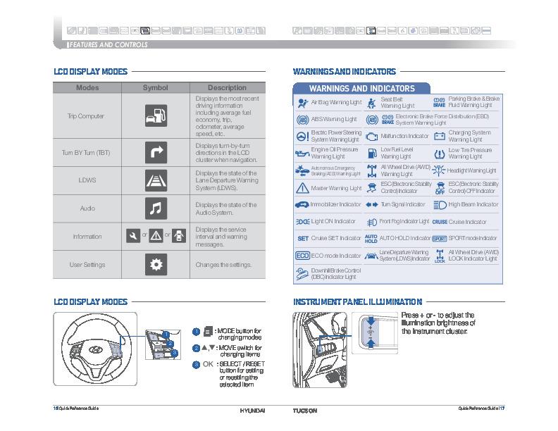 2016 hyundai tucson owners manual pdf
