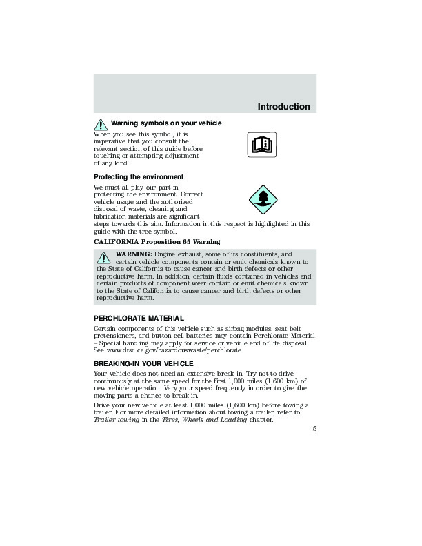 2009 ford escape owners manual pdf