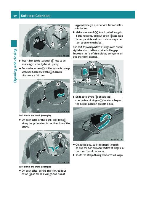 Service manual best car repair manuals 2011 mercedes benz for Mercedes benz navigation system manual