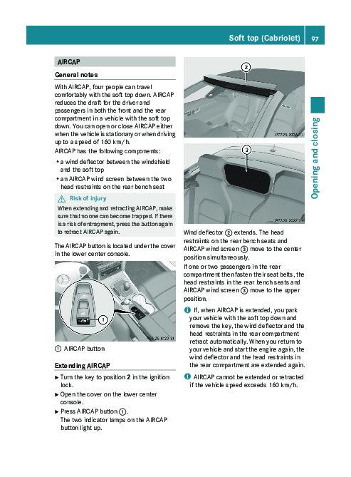 Service manual best car repair manuals 2011 mercedes benz for Mercedes benz service f