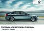 2010 BMW 5 Series Gran Turismo Catalogue page 1